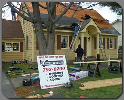 residential roof specialists